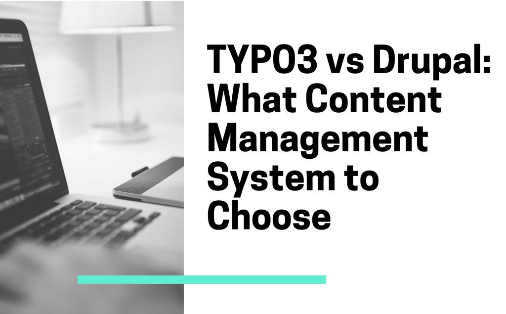 TYPO3 vs Drupal Comparison Analysis