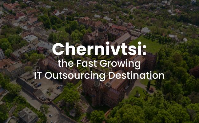 Chernivtsi IT Outsourcing
