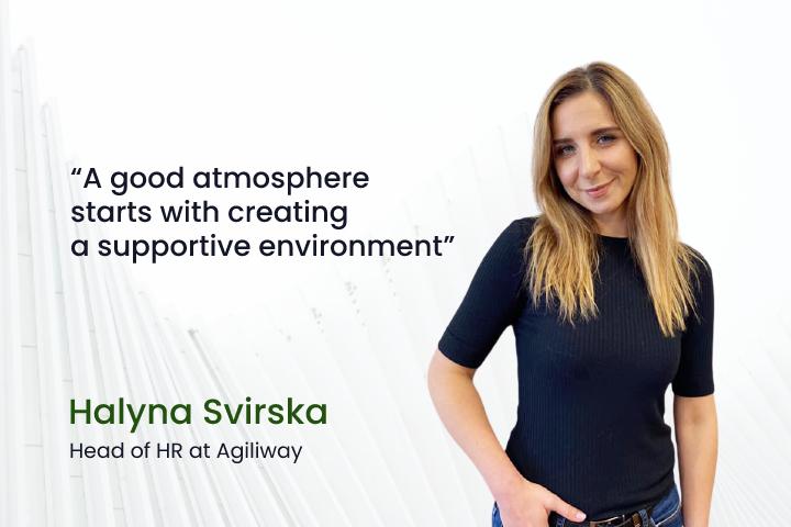 Halyna HR Agiliway