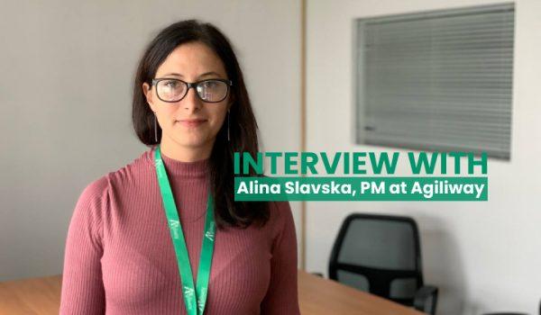 Alina PM at Agiliway